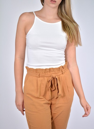 Basic Cami Crop Top