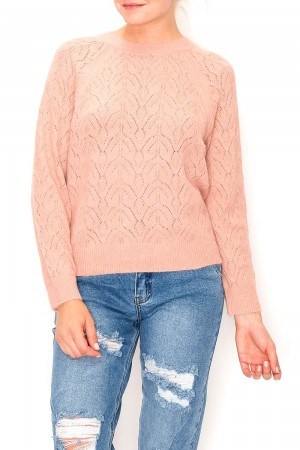 Winter Casual Knit Sweater