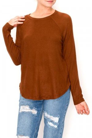 Long Sleeve Light Top