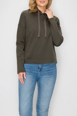 Terry Sweater Top
