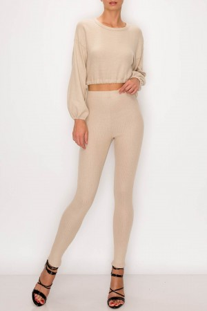 Comfy Lounge Pants Set