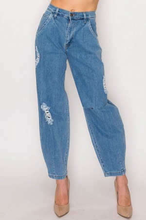 Ripped Baggy Jeans