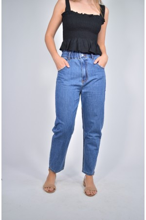 Waist Banded Jeans