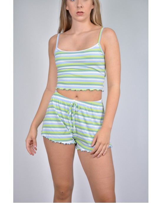 Cami Top with Matching Shorts